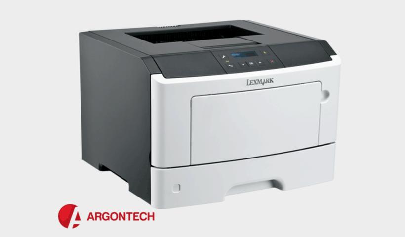Argontech lanzamiento Lexmark MS317de