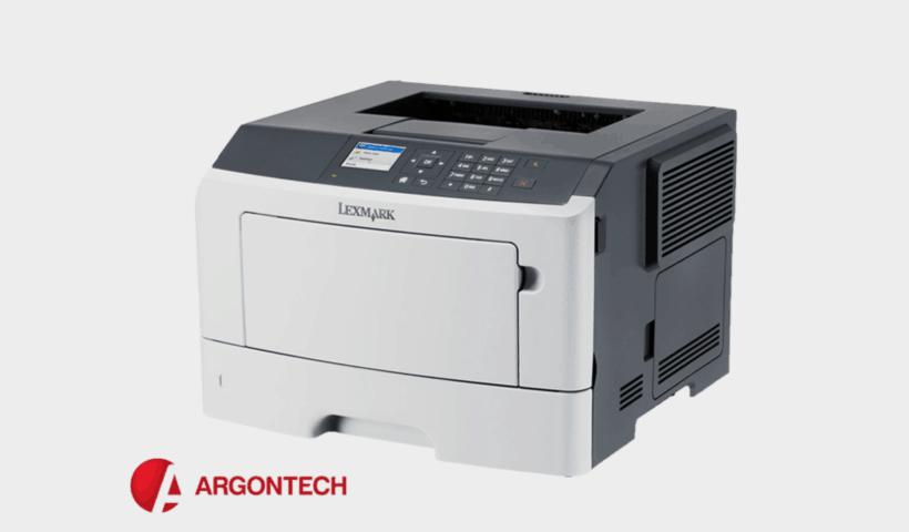 Argontech lanzamiento Lexmark MS417de