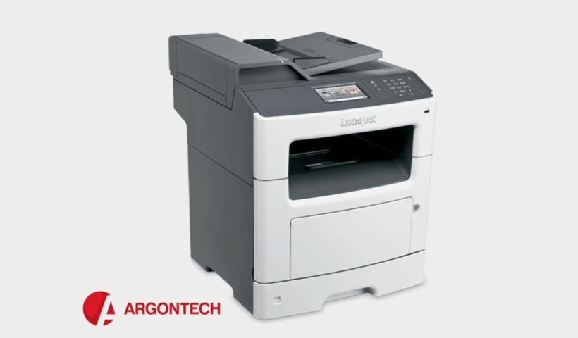Argontech lanzamiento Lexmark MX417de