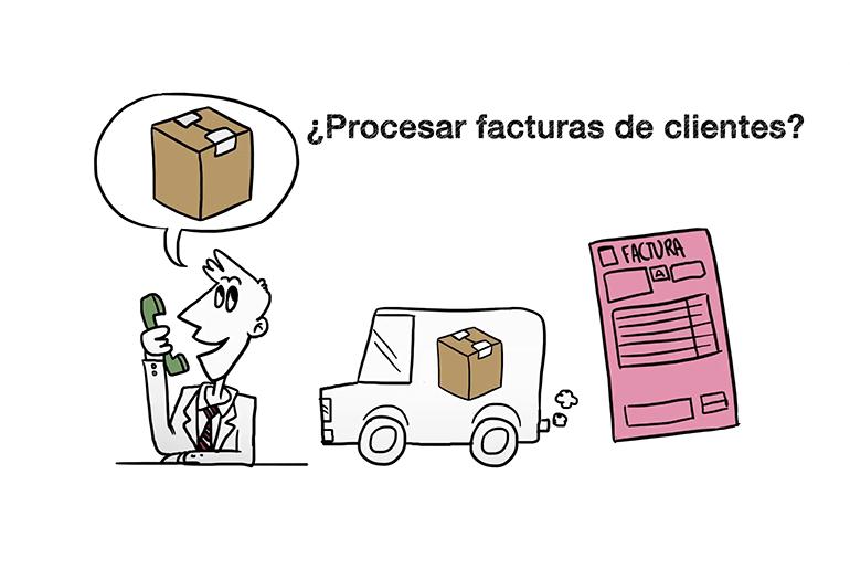 Procesamiento de facturas