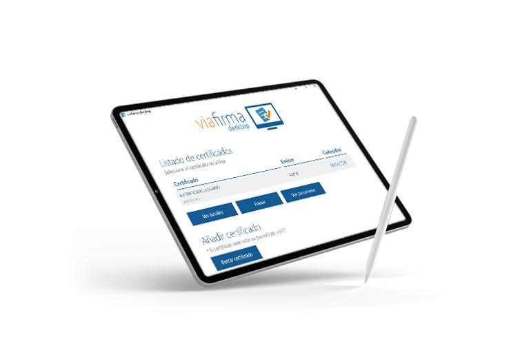 Firma electrónica y digital en Argentina - Viafirma